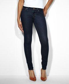 Modern Rise Bold Curve Skinny Jeans - Cleanest Rinse - Levi's - levi.com