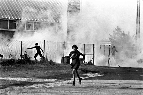 A peaceful protest turned into a massacre when police opened fire on the protestors on June 16 in Soweto South Africa