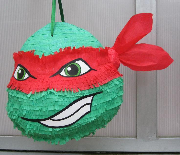 Ninja Turtle Pinata Raphael