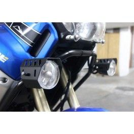Need to protect the PIAA OEM auxiliary lights on your Yamaha Super Tenere?