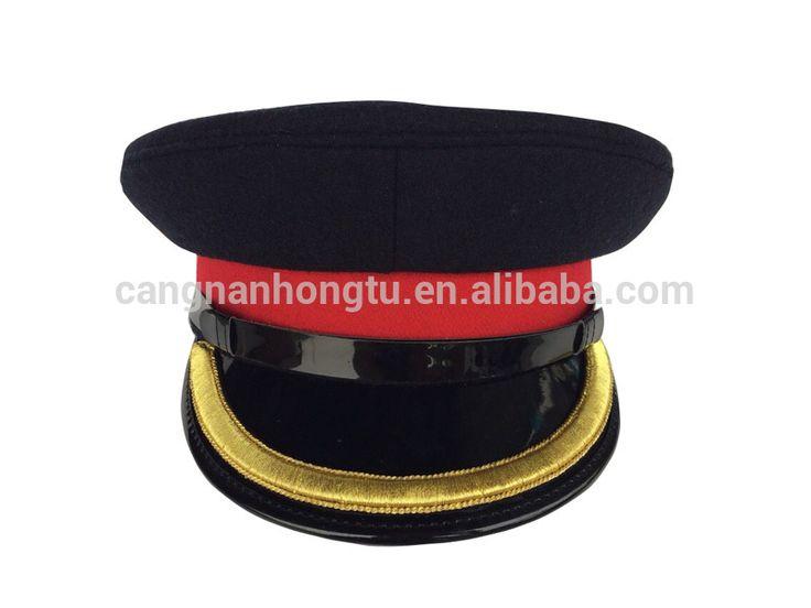The Latest Custom Hand Made Security Uniform Cap Hat/military Peak Cap Gold Bullion Photo, Detailed about The Latest Custom Hand Made Security Uniform Cap Hat/military Peak Cap Gold Bullion Picture on Alibaba.com.