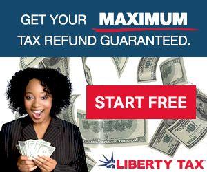 Liberty Tax and eSmart Tax - 30% OFF your tax filing