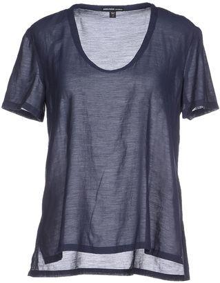 JAMES PERSE T-shirts - Shop for women's T-shirt - Dark blue T-shirt
