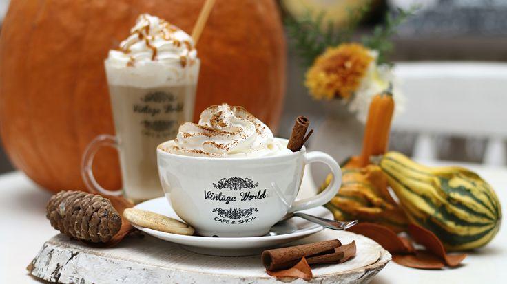 Őszi kávé világunk