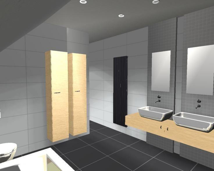 17 beste afbeeldingen over badkamer ontwerp op pinterest for Ontwerp badkamer 3d