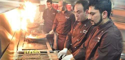 Shiraz - Restaurant Darmstadt - Catering-Service