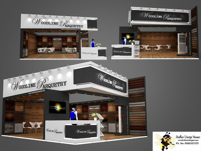 Exhibition Stall Designer Team offering highly customized Exhibition Stall Design