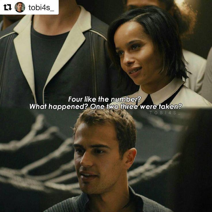 Divergent movie quote