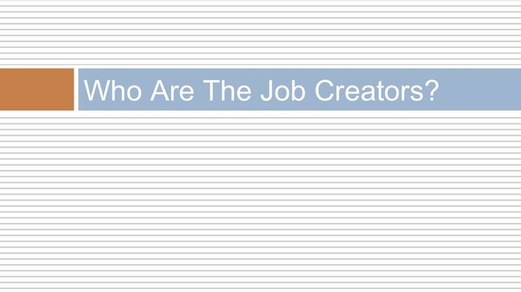 Nick Hanauer TED Presentation About Why Rich People Aren't Job Creators