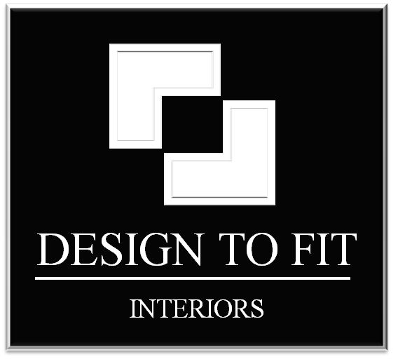 Design to Fit Interiors New Logo
