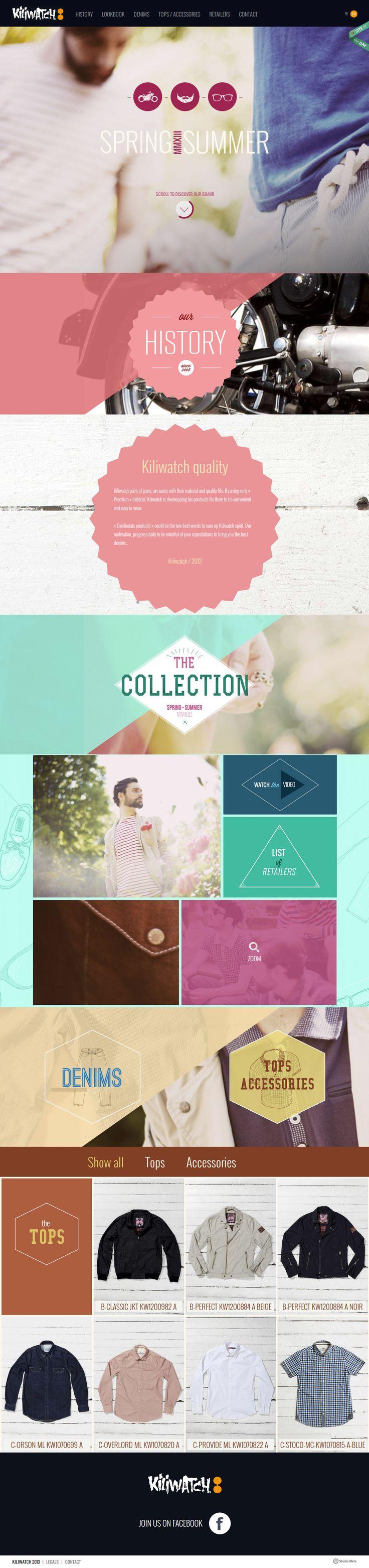 2014 Design Trends Kiliwatch http://www.awwwards.com/web-design-awards/kiliwatch