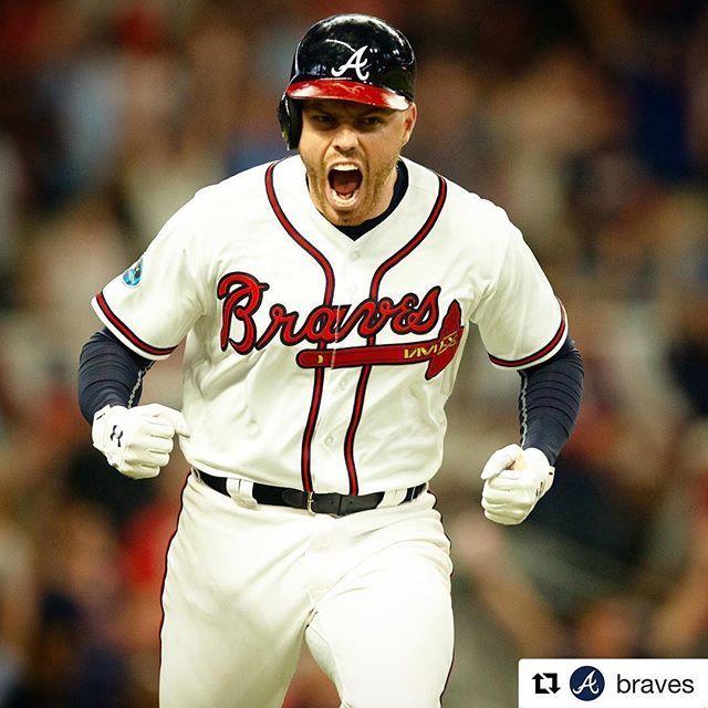 Braves Americaspasttime Atlanta Waytoholdon Repost Atlanta Braves Braves Atlanta