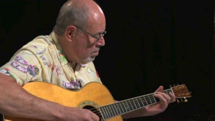 Buckets of Rain - Fingerpicking Possibilities in Open D - taught by Stef...