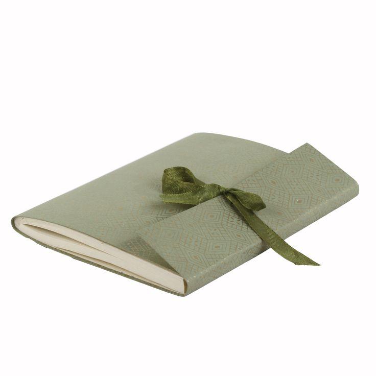 Notatbok Rami grønn