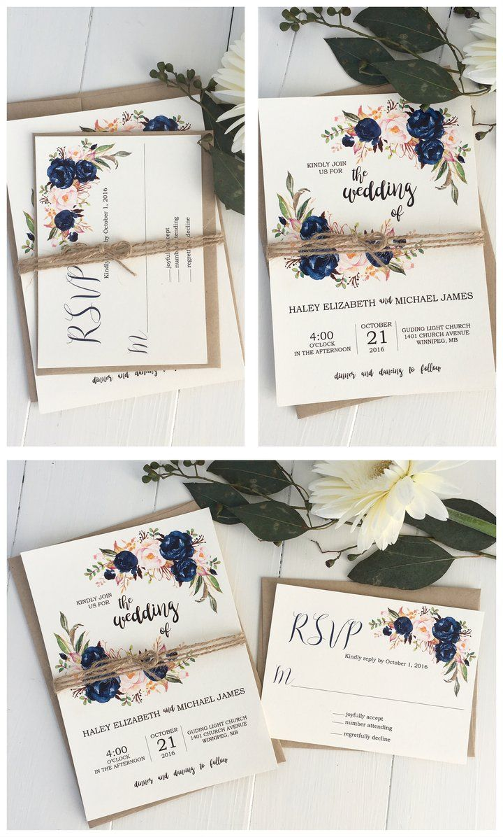 909 best Wedding Invitations - Love of Creating images on Pinterest
