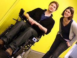 Marie Babel et François Pasteau conçoivent les algorithmes qui permettront à ces fauteuils de trouver un jour le bon chemin.
