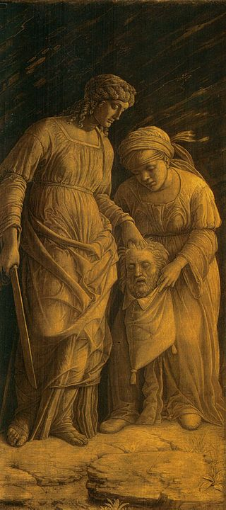 76. 1495-1506 circa - Giuditta - Montréal, Montreal Museum of Fine Arts