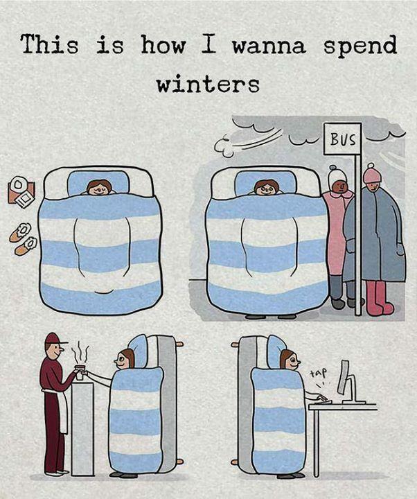 #WinterNägelüber Becky Barnicoat Comics