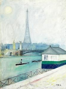 Theo Modespacher - Paris