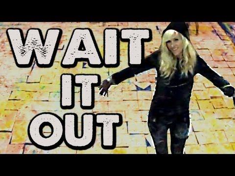 WAIT IT OUT - Sarah Blackwood (original) - YouTube. New favorite song