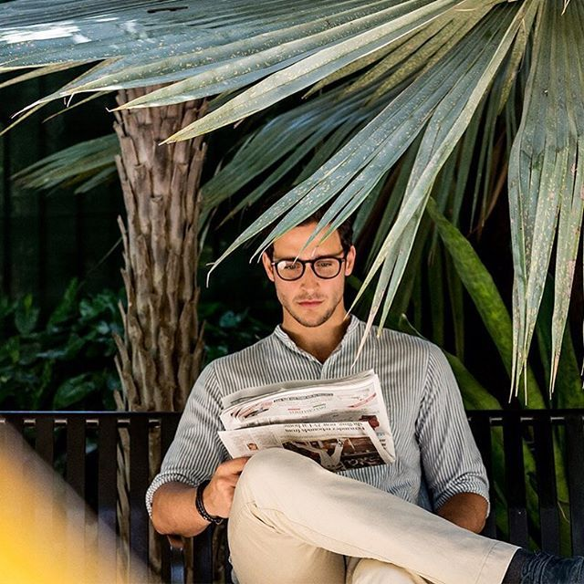 Had a great time sharing my story with @mrporterlive during my rare, extended weekend off in #miami ☀️Check out my full interview and other photos on #mrporter link in bio*  @backyardbill  @danrookwood