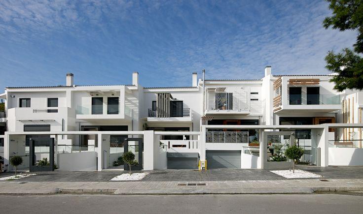 Houses in Alimos -  Μεζονέτες στον Αλιμο