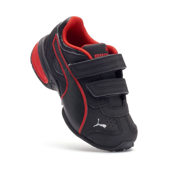 PUMA Tazon 6 SL Toddler Boys' Running Shoes, Size: 5 T Wide, Black