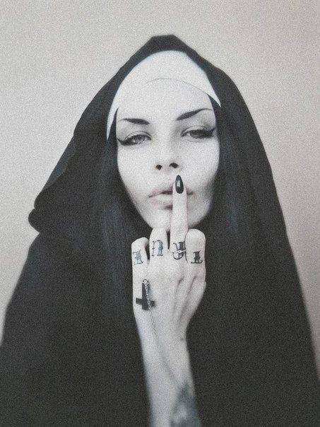 Random nun