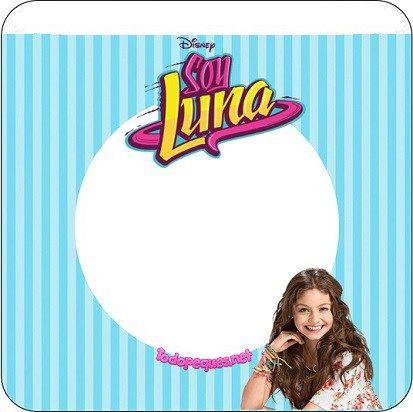 Banderines de Soy Luna para descargar gratis