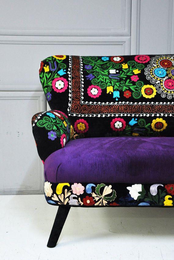 die besten 25 patchwork sofa ideen auf pinterest patchwork sofa collins m bel und. Black Bedroom Furniture Sets. Home Design Ideas