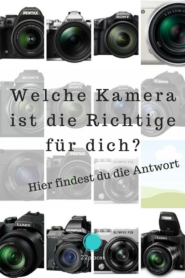 Die Wahl der richtigen Kamera kann ganz schön kompliziert sein. Wir zeigen dir in unserem ausführlichen Guide, worauf es bei der Wahl der richtigen Kamera ankommt und geben dir Tipps für passende Modelle.