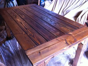 How To Build A Diy Wooden Dining Room Table With