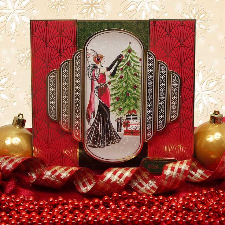 Festive Decadence by Hunkydory Crafts