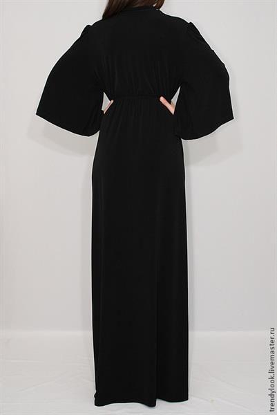 Платье кимоно размер 54