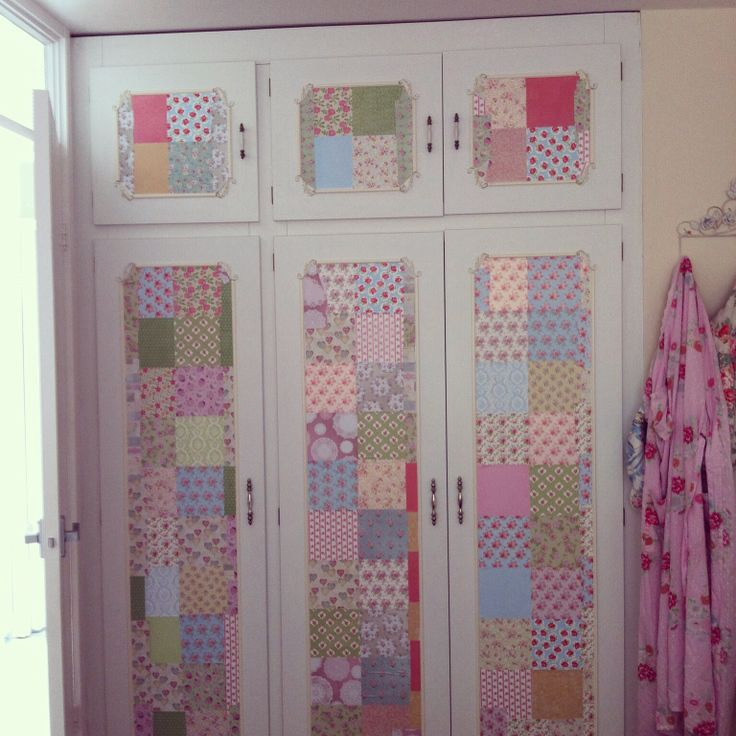 Upcycled Wardrobe Doors & KitchenUsed Kitchen Cabinets For