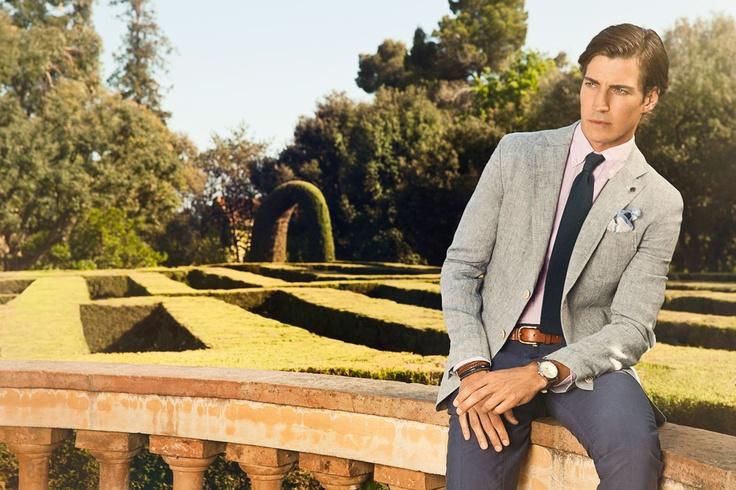 Fine looking modern gentleman. www.moderngentlemanmagazine.com