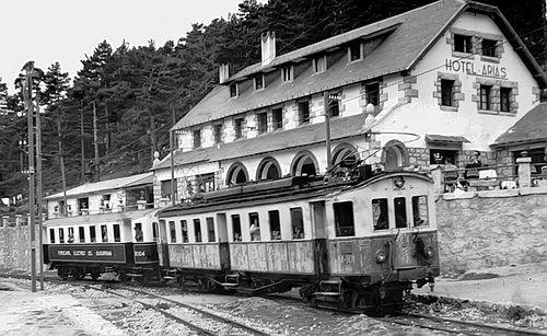 El Ferrocarril Eléctrico del Guadarrama