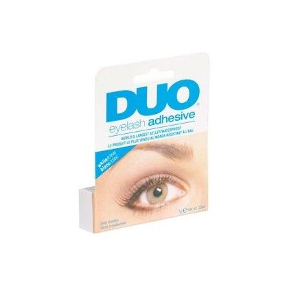 Duo colle faux-cils - http://us.dsworld.fr