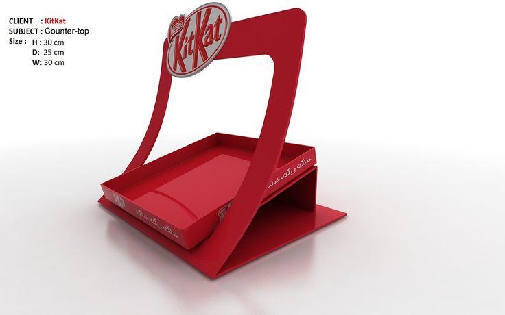 KitKat on Behance