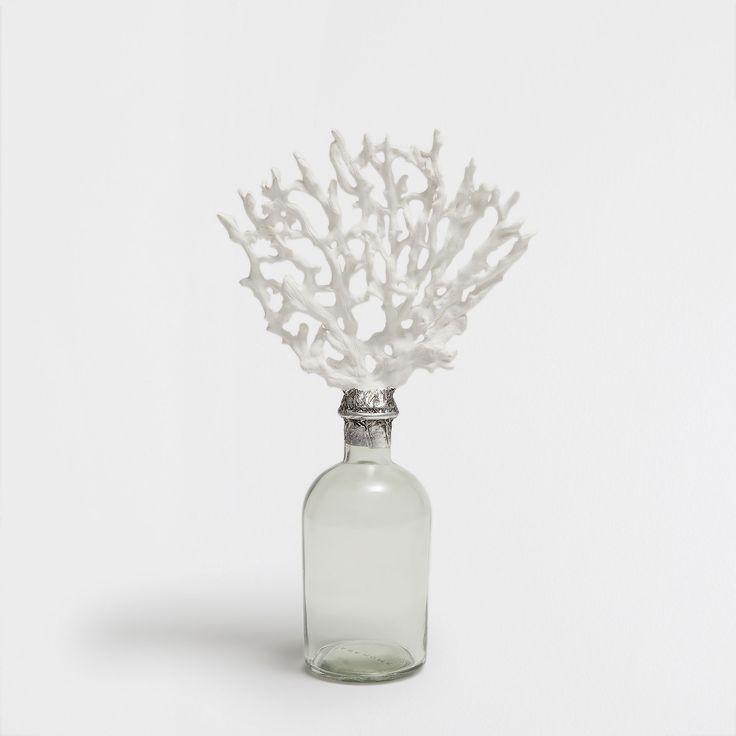 Decoratieve koraal fles