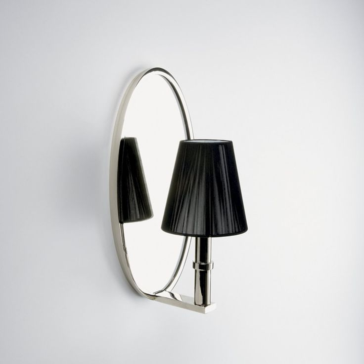 Lawson sconce in nickel Reg. $595.00 CLEARANCE $150.00. While supplies last.
