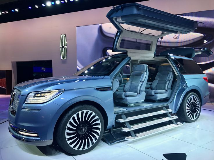 Lincoln Navigator Concept 2018 Model Won T Have Steps