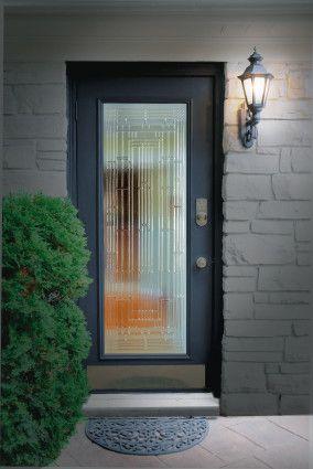 Madison Trimlite Decorative Doorlite