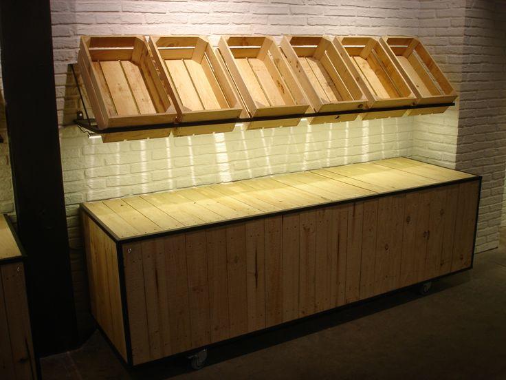 Cajas fruta para fruter a ecologica cajas de madera for Cajas madera fruta decoracion
