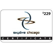 Skydive Chicago Gift Card- $229