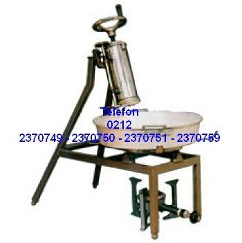 Kollu Tulumba Tatlısı Makinası 0212 2370750 - Tulumba Tatlısı Köfte Makinaları : Kollu Tulumba Tatlısı Yapma Makinası