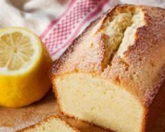 Cake au citron (facile, rapide) - Une recette CuisineAZ