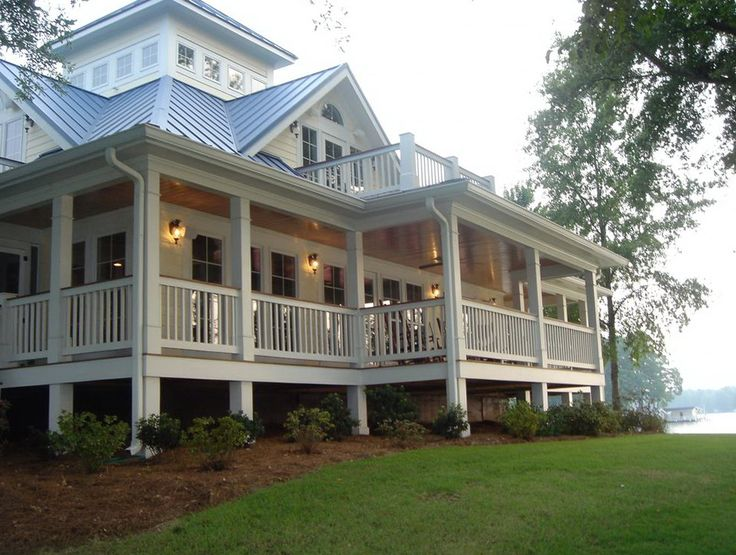 1000 Ideas About Wrap Around Porches On Pinterest House