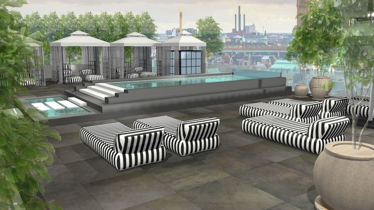 Forlystelsesparken Tivoli investerer nu et trecifret millionbeløb i at skabe mere luksus til gæsterne, og udvider Nimb Hotel med 2000 kvadratmeter, så hotellet kommer til at få tagterrasse med pool og nye suiter.
