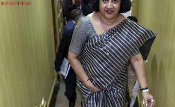 SBI's Arundhati Bhattacharya Among Top 50 In Fortune's Greatest Leaders